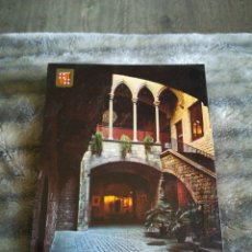 Postales: POSTAL MUSEO PICASSO BARCELONA N° 94. Lote 206970442