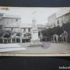 Postales: PUIGCERDA-ARCHIVO ROISIN-FOTO PEGADA-POSTAL PROTOTIPO-FOTOGRAFICA-(71.184). Lote 207237205