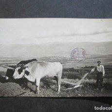 Postales: PUIGCERDA-PARELLA DE BOUS-SELLO EN SECO ROISIN-FOTOGRAFICA-(71.188). Lote 207237398