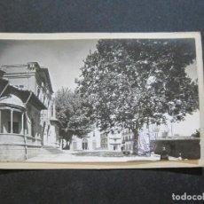 Postales: PUIGCERDA-PLASSA DE BARCELONA-ARCHIVO ROISIN-FOTO PEGADA-POSTAL PROTOTIPO-FOTOGRAFICA-(71.190). Lote 207237500
