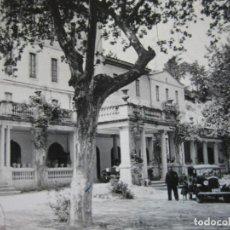 Postales: SANTA COLOMA DE FARNERS-BALNEARI ORION-ROISIN-FOTO PEGADA-POSTAL PROTOTIPO-FOTOGRAFICA-(71.196). Lote 207237908