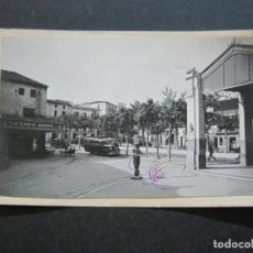 Postales: SANTA COLOMA DE FARNERS-PLAÇA REPUBLICA-ROISIN-FOTO PEGADA-POSTAL PROTOTIPO-FOTOGRAFICA-(71.197). Lote 207237947