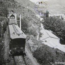 Postales: RIBAS DE FRESSER-VISTA PARCIAL-FERROCARRIL-ROISIN-FOTO PEGADA-POSTAL PROTOTIPO-FOTOGRAFICA-(71.287). Lote 207238192