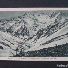 Cartoline: NURIA - 8. EL SANTUARI I EL PUIGMAL DES DE LES NOUCREUS. Lote 207251076