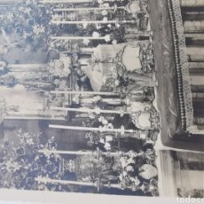 Postales: POSTAL DE LA DIPUTACIÓN DE BARCELONA Nº17 ALTAR DE PLATA DE LA CAPILLA DE ST. JORGE. Lote 207336447