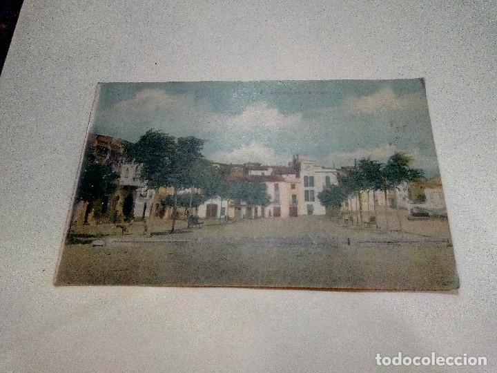 T-14.- POSTAL DE -- CADAQUES-- 8.- EL PASETO.- COLOREADA , CIRCULADA (Postales - España - Cataluña Antigua (hasta 1939))