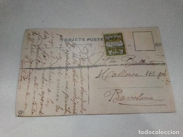 Postales: T-14.- POSTAL DE -- CADAQUES-- 8.- EL PASETO.- COLOREADA , CIRCULADA - Foto 5 - 205438060
