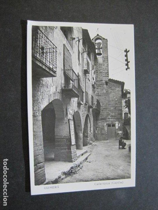 Postales: GUIMERA-CALLE TIPICA-POSTAL FOTOGRAFICA ANTIGUA-(71.337) - Foto 2 - 207857706