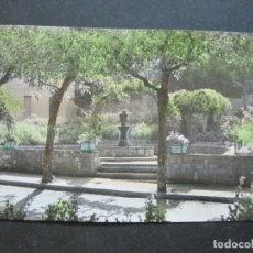 Postales: RIBAS DE FRESSER-PASEO GUIMERA Y FUENTE-SICILIA EDICIONES-9-POSTAL ANTIGUA-(71.338). Lote 207858023