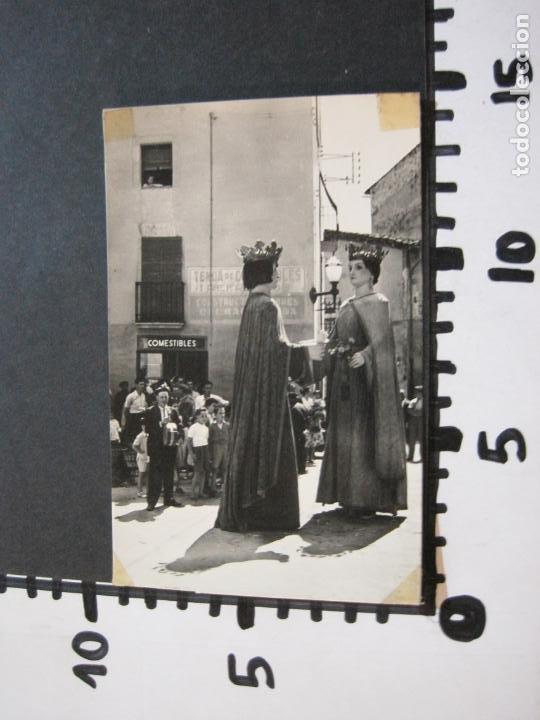Postales: SAN HILARIO SACALM-LOS GIGANTES-ED·FOTOGRAFICAS BOSCH-11-POSTAL ANTIGUA-(71.344) - Foto 4 - 207860478