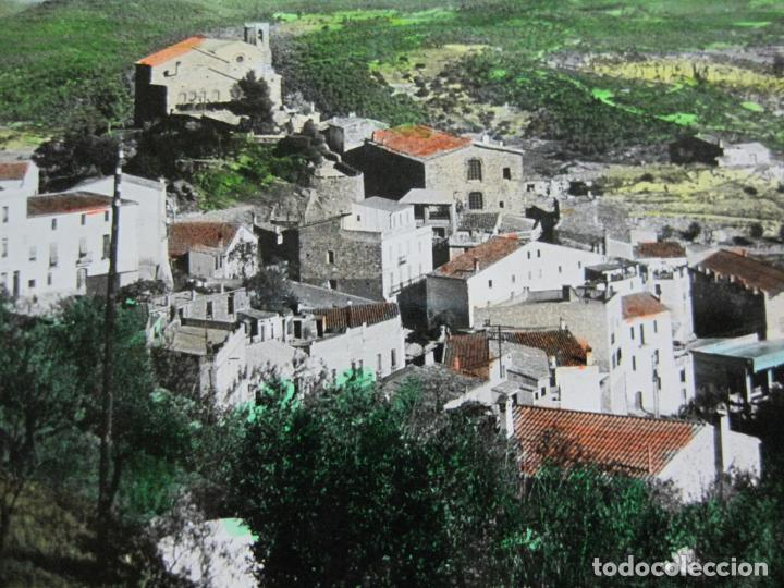 CORBERA DE LLOBREGAT-VISTA PANORAMICA-ZERKOWITZ FOTO-POSTAL ANTIGUA-(71.345) (Postales - España - Cataluña Antigua (hasta 1939))