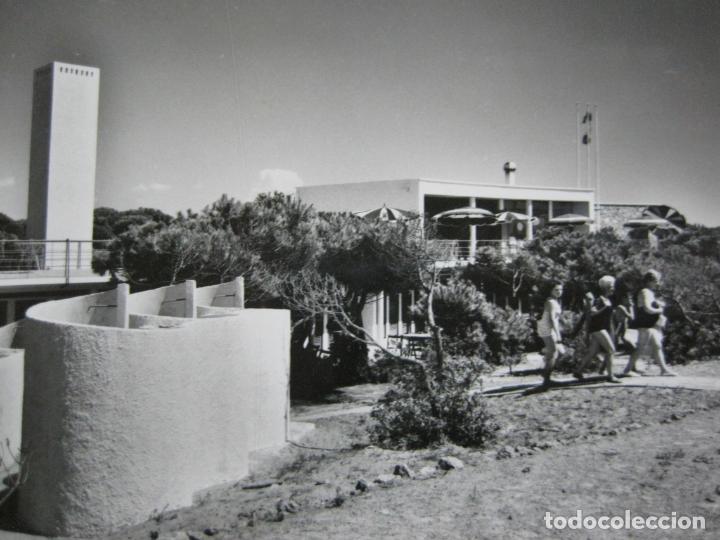 Postales: GAVA-BAÑOS CAPRI-RESTAURANTE-SOBERANAS-POSTAL ANTIGUA-(71.348) - Foto 2 - 207861930