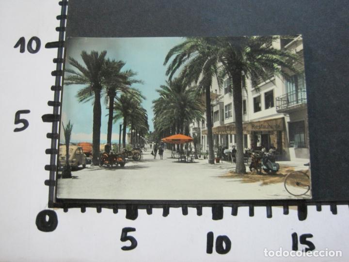 Postales: VILANOVA I GELTRU-PASEO NTRA SRA DEL CARMEN-EXCL·OLIVELLA-FOTO GUILERA-POSTAL ANTIGUA-(71.351) - Foto 6 - 207862855