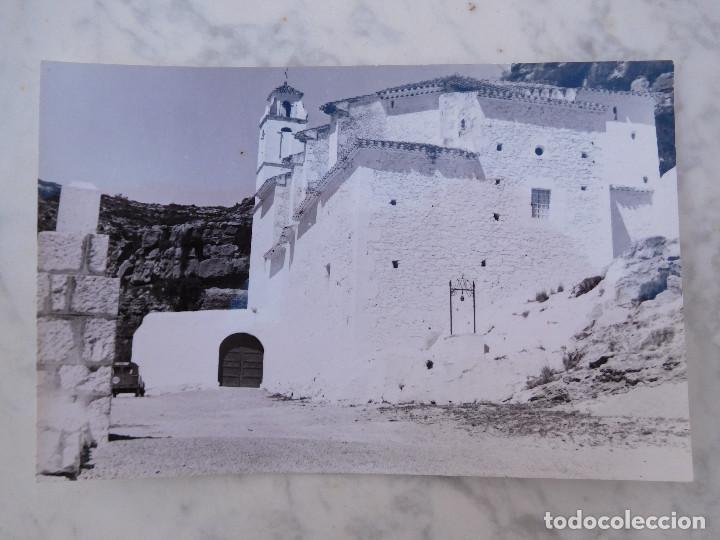 POSTAL ULLDECONA. ERMITORIO DE LA PIEDAD. SIN CIRCULAR (Postales - España - Cataluña Moderna (desde 1940))