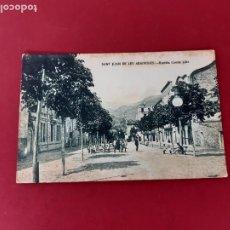 Postales: S.JOAN DE LAS ABADESAS-GIRONA -PRINCIPIOS DE SIGLO- SIN CIRCULAR. Lote 208342182