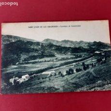Postales: S.JOAN DE LAS ABADESAS-GIRONA -PRINCIPIOS DE SIGLO- SIN CIRCULAR. Lote 208342232