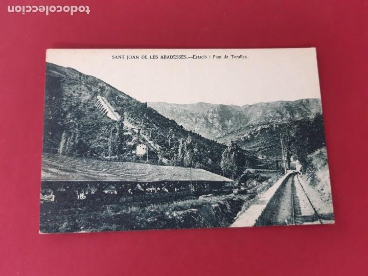 S.JOAN DE LAS ABADESAS-GIRONA -PRINCIPIOS DE SIGLO- SIN CIRCULAR (Postales - España - Cataluña Antigua (hasta 1939))