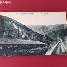 Postales: S.JOAN DE LAS ABADESAS-GIRONA -PRINCIPIOS DE SIGLO- SIN CIRCULAR. Lote 208342291