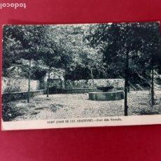 Postales: S.JOAN DE LAS ABADESAS-GIRONA -PRINCIPIOS DE SIGLO- SIN CIRCULAR. Lote 208342326