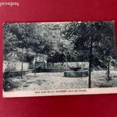 Postales: S.JOAN DE LAS ABADESAS-GIRONA -PRINCIPIOS DE SIGLO- SIN CIRCULAR. Lote 208342417