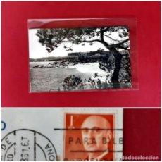 Postales: PLATJA D´ÁRO -_GIRONA-1967-EXCELENTE ESTADO. Lote 208359591