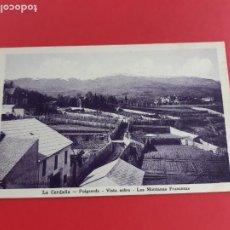Postales: PUIGCERDA-GIRONA-PRINCIPIOS DE SIGLO-SIN CIRCULAR-EXCELENTE ESTADO. Lote 208656438