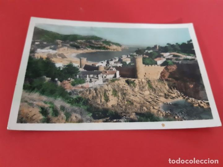 TOSSA DE MAR-GIRONA-AÑOS 50/60 -CIRCULADA (Postales - España - Cataluña Antigua (hasta 1939))