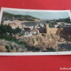 Postales: TOSSA DE MAR-GIRONA-AÑOS 50/60 -CIRCULADA. Lote 209090013