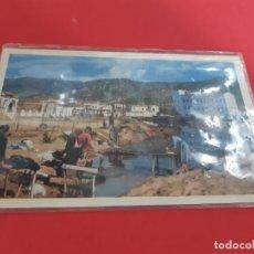 Postales: TOSSA DE MAR-GIRONA-AÑOS 50/60 -CIRCULADA. Lote 209090420