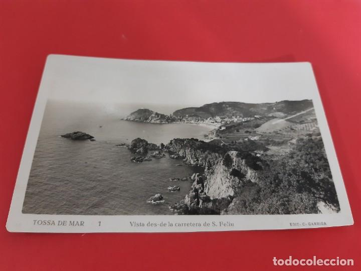 TOSSA DE MAR-GIRONA-AÑOS 50/60 - SIN CIRCULAR (Postales - España - Cataluña Antigua (hasta 1939))