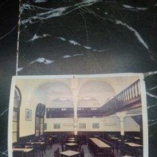 Postales: POSTAL CAFÉ ZURICH DE BARCELONA. Lote 209109040