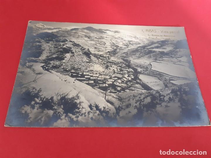 RIBES DE FRESER -A PRINCIPIOS DE SIGLO CIRCULADA CON SELLO (Postales - España - Cataluña Antigua (hasta 1939))