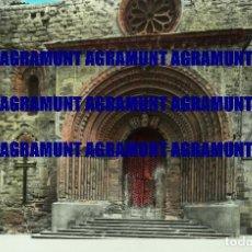 Postales: AGRAMUNT - IGLESIA PARROQUIAL. Lote 209191470