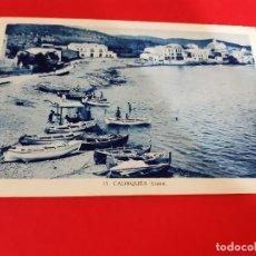 Postales: CADAQUES-GIRONA AÑO PRINCIPIOS DE SIGLO. Lote 209195730