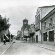 Postales: AGRAMUNT - AVENIDA MARIANO JOLONCH. Lote 209198258
