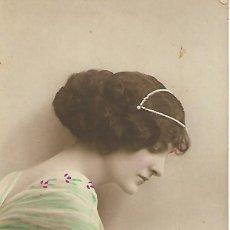 Postales: POSTAL ROMANTICA AÑOS 20 - VER FOTO DE LA POSTAL. Lote 209687965