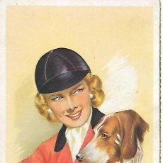 Postales: POSTAL ROMANTICA AÑOS 20 - VER FOTO DE LA POSTAL. Lote 209688242