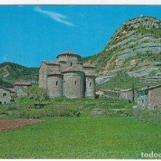 Postales: SANT JAUME DE FRONTENYA.- ABSIS DE L'ESGLESIA PARROQUIAL. ALT. 1080.. Lote 209759735