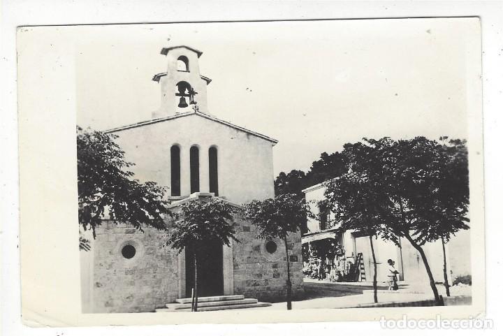 PERTHUS CALLE ESPAÑOLA.- CAPILLA NTRA., SRA. DE FÁTIMA (Postales - España - Cataluña Moderna (desde 1940))
