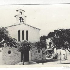 Postales: PERTHUS CALLE ESPAÑOLA.- CAPILLA NTRA., SRA. DE FÁTIMA. Lote 209760973