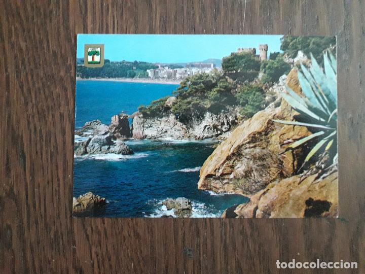 POSTAL DE LLORET DE MAR, COSTA BRAVA. CATALUÑA. (Postales - España - Cataluña Moderna (desde 1940))
