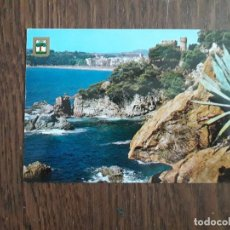 Postales: POSTAL DE LLORET DE MAR, COSTA BRAVA. CATALUÑA.. Lote 209765490