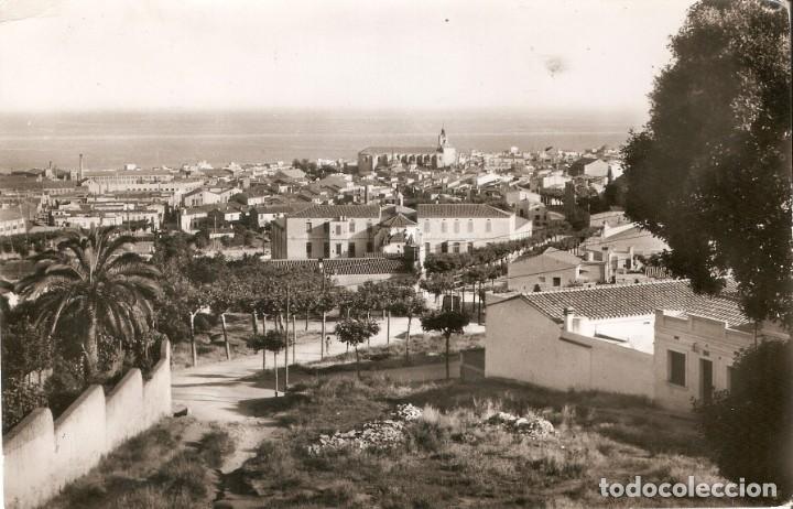 MATARÓ 10836 VISTA PARCIAL ZERKOWITZ CIRC. 1959 (Postales - España - Cataluña Moderna (desde 1940))