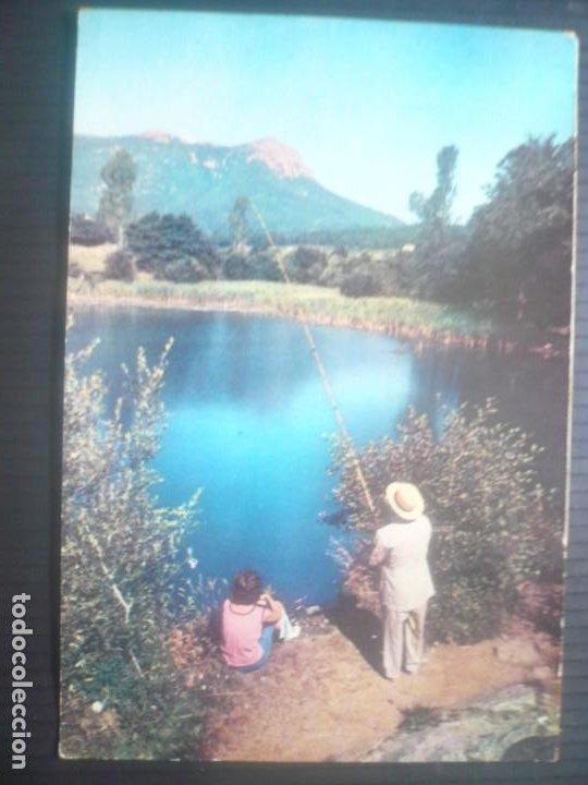 SANTA FE DEL MONTSENY-VISTA PARCIAL DEL LAGO. (Postales - España - Cataluña Moderna (desde 1940))