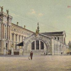 Postales: BARCELONA ADUANA. ED. DR TRENKLER CO.,LEIPZIG 1908 BCA 44. SIN CIRCULAR. Lote 210117313