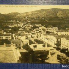 Cartoline: POSTAL FOTOGRAFICA SAN PEDRO DE RIBAS VISTA PARCIAL CIRCULADA AÑO 1915. Lote 210603256