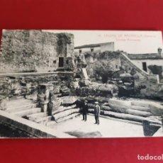 Postales: CALDES DE MALAVELLA-GIRONA-SIN CIRCULAR. Lote 210645413