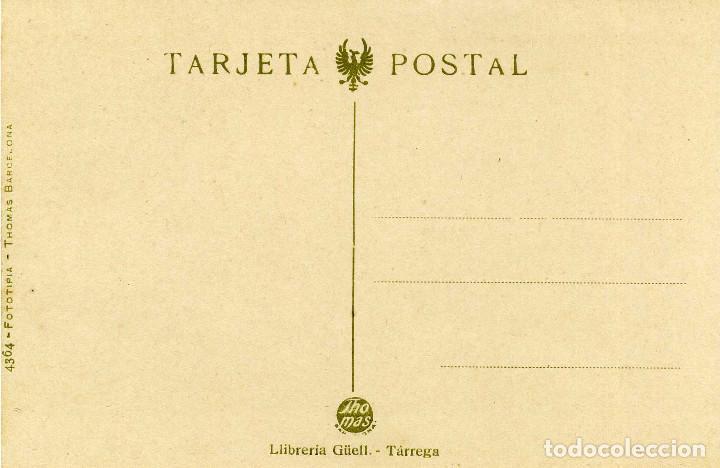 Postales: TÁRREGA - ARRABAL DEL CARME - Foto 2 - 210713211