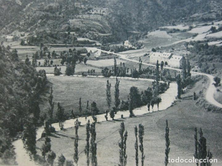Postales: VALLE DE ARAN-GARONA Y CARRETERA-LABOUCHE FRERES-376-POSTAL ANTIGUA-(72.609) - Foto 2 - 210786587