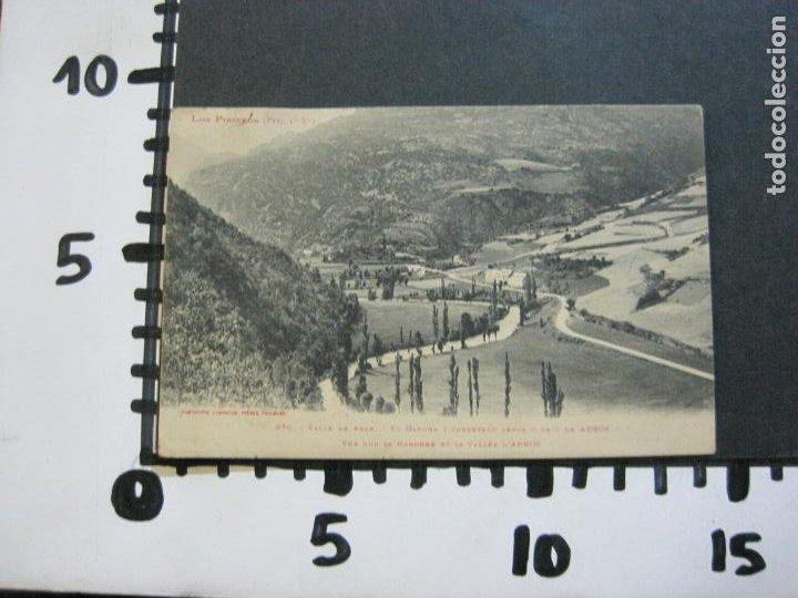 Postales: VALLE DE ARAN-GARONA Y CARRETERA-LABOUCHE FRERES-376-POSTAL ANTIGUA-(72.609) - Foto 5 - 210786587